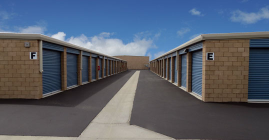 Facility features ridgecrest self storage quality for Ridgecrest storage units