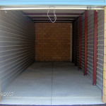 Inside one of our Storage Units